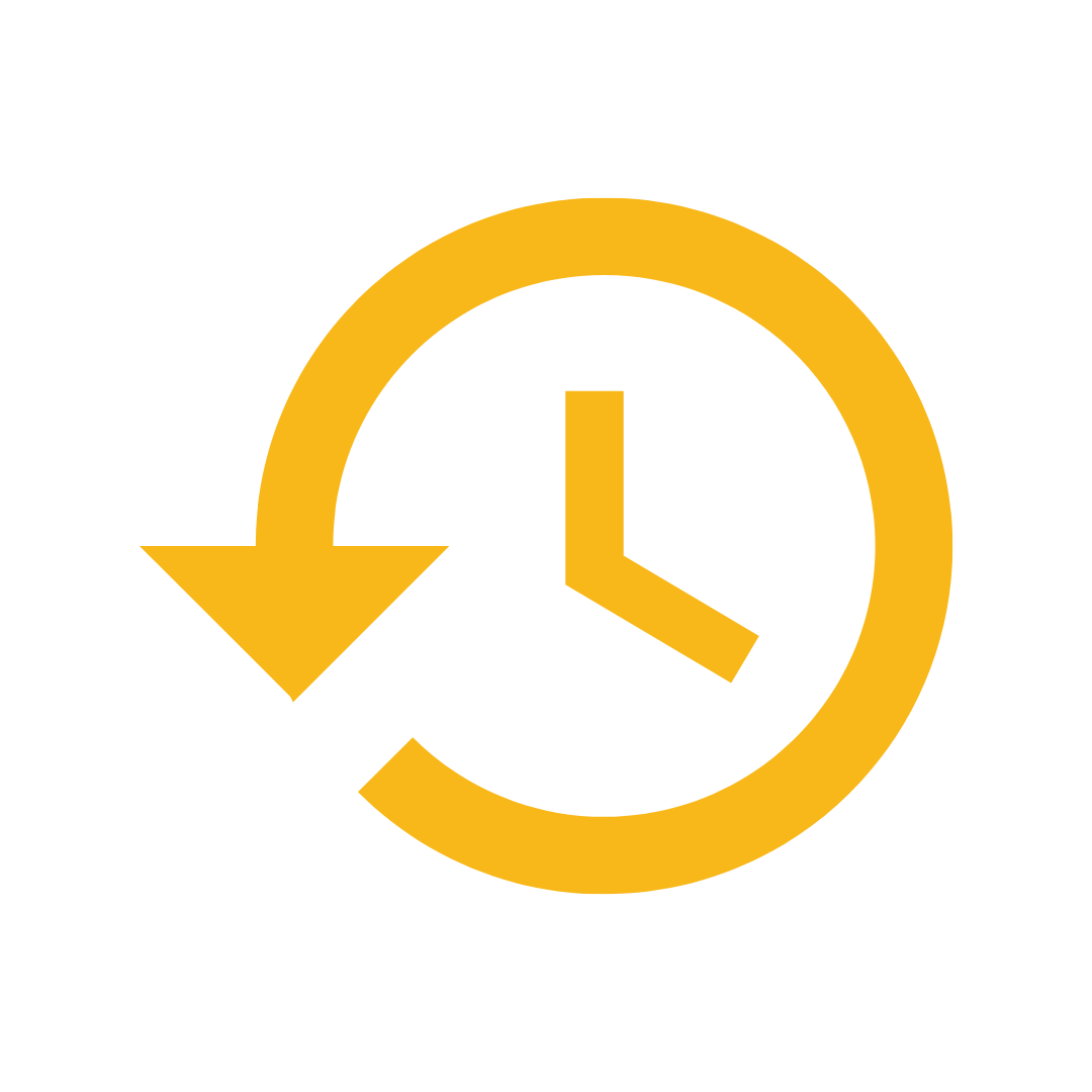 24 hour access icon